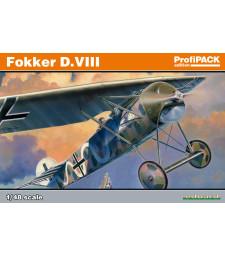 1:48 Германски боен самолет Фокер Д. VIII (Fokker D.VIII)