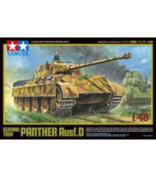 1:48 Германски танк Panther Ausf.D