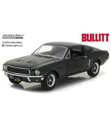 Bullitt (1968) - 1968 Ford Mustang GT Fastback