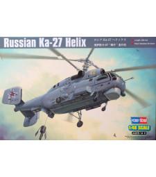 1:48 Руски вертолет Ка-27 хеликс (Russian Ka-27 Helix)