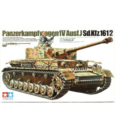 1:35 Германски танк German Panzer IV Type J - 1 фигура