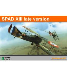 1:48 Френски изтребител СПАД XIII, късна версия (Spad XIII late)