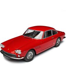 Ferrari 330 GT 2+2 1964 Red, Interior Brown