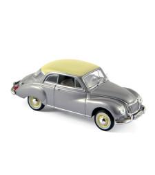 DKW 3-6 Coupe 1955 - Grey & White
