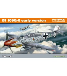 1:48 Bf 109G-6 Early Version