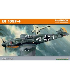 1:48 Германски изтребител Месершмит БФ 109 Г-4 (Messerschmitt Bf 109F-4)