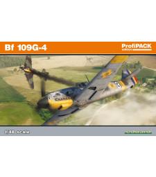 1:48 Германски изтребител Месершмит Бф 109Г-4 (Bf 109G-4)