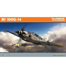 1:48 Германски изтребител Месершмит Bf 109G-14 (Bf 109G-14)