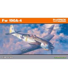 1:48 Германски изтребител Фоке-Вулф 190А-4 (Fw 190A-4)