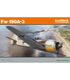 1:48 Германски изтребител Фоке-Вулф Фв 190А-3 (Fw 190A-3)