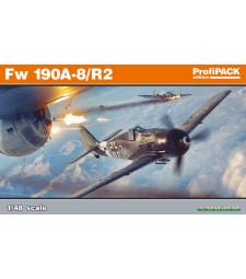 1:48 Германски изтребител от Втората световна война Focke-Wulf Fw 190A-8/R2