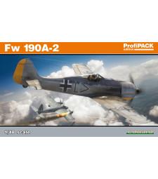 1:48 Германски изтребител Fw 190A-2