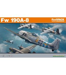 1:48 Германски изтребител от Втората световна война Fw 190A-8
