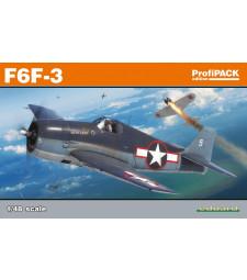 1:48 Изтребител F6F-3 от Втората световна война