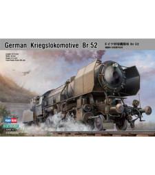 1:72 Германски локомотив BR-52