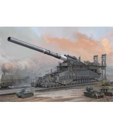 "1:72 Германско тежко оръдие 80 cm K(E) "" Дора"" (""Dora"")"
