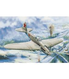 1:32 Съветски щурмови самолет Илюшин Ил-2 /IL-2/