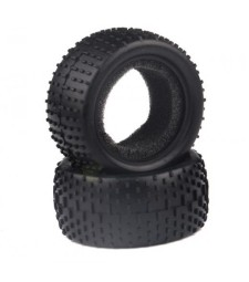 1:16 Pre-mounted tyres (2 pc)
