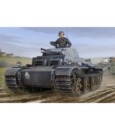 1:35 Германски танк Panzerkampfwagen II Ausf.J (VK16.01)