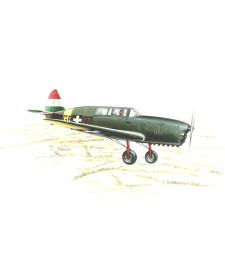 1:48 Тренировъчен самолет Nardi F.N.305 Luftwaffe and Royal Hung