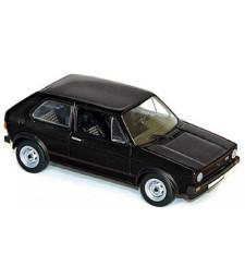 Volkswagen Golf 1 GTI 1976 black