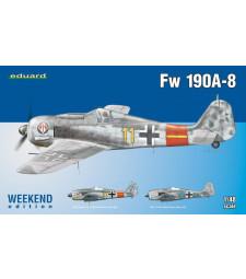 1:48 Германски изтребител Фоке-Вулф Фв 190А-8 (Fw 190A-8)