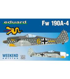 1:48 Германски изтребител Fw 190A-4