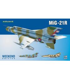1:48 Изтребител MiG-21R