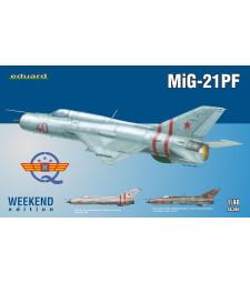 1:48 Съветски изтребител Миг-21ПФ (MiG-21PF)
