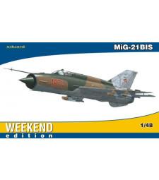 1:48 Съветски изтребител-прехващач МИГ-21 БИС (MiG-21 BIS)