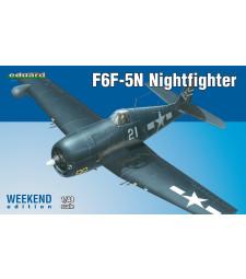 1:48 Американски изтребител F6F-5N Nightfighter