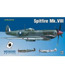1:48 Британски изтребител Спитфайър Мк.VIII (Spitfire Mk.VIII)