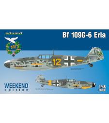 1:48 Германски изтребител Месершмит Бф 109Г-6 (Bf 109G-6 Erla)
