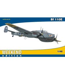 1:48 Германски изтребител Месершмит Бф 110Е (Bf 110E)