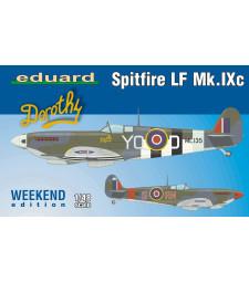 1:48 Британски изтребител от Втората световна война Spitfire Mk.IXc