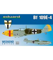 1:48 Германски изтребител BF 109E-4