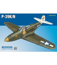 1:48 Американски изтребител на P-39K/N