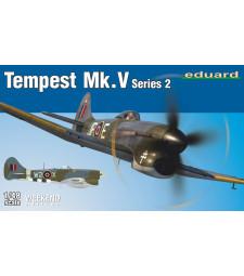 1:48 Британски самолет Tempest Mk.V ser. 2