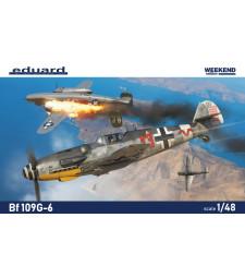 1:48 Немски самолет Bf 109G-6 от Втората световна война