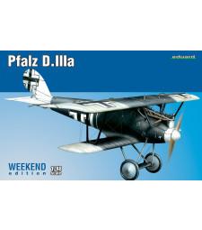 1:48 Германски имперски изтребител Pfalz D.IIIa