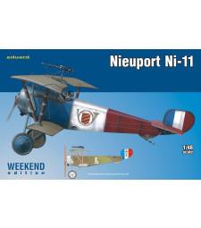 1:48 Френски биплан Nieuport Ni-11