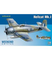 1:48 Американски изтребител Хелкат Мк I (Hellcat Mk.I)