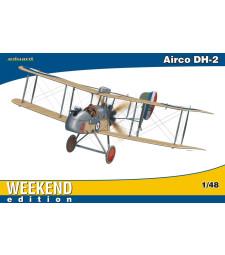 1:48 Британски едноместен изтребител Airco DH-2