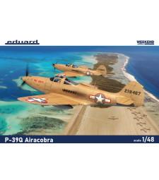 1:48 Американски самолет P-39Q от Втората световна война
