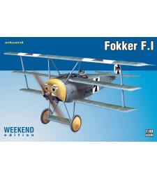 1:48 Гремански изтребител Фокер Ф.I (Fokker F.I)