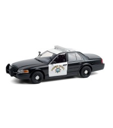 Hot Pursuit - 2008 Ford Crown Victoria Police Interceptor - California Highway Patrol