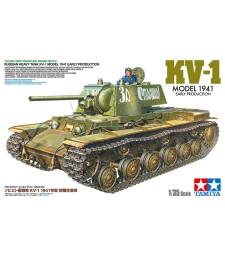 1:35 Съветски танк KV-1 1941