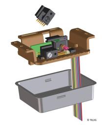 Мултифункционално устройство за управление на стрелки, бариери, семафори и др.