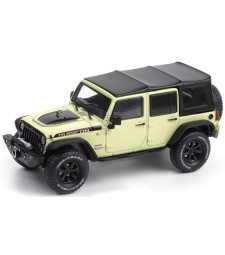 2018 Jeep Wrangler Unlimited Rubicon Recon with Off-Road Parts - Gobi