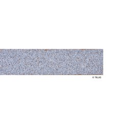 Насип - лента (сив) 700 мм, габарит 12 мм